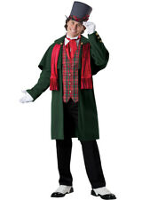 Adult Male Yuletide Gent Christmas Costume by InCharacter Costumes LLC 51010 Medium