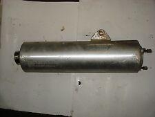 Suzuki GSF1200 GSF 1200 Bandit Mk 2 Original Silencer c/w bolts grubby 32F1
