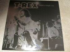T REX / MARC BOLAN - CATCH A BRIGHT STAR - COLOURED VINYL LP RECORD