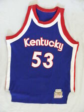 Mitchell Ness M&N Authentic Artis Gilmore Kentucky Colonels Jersey 54 2XL USA
