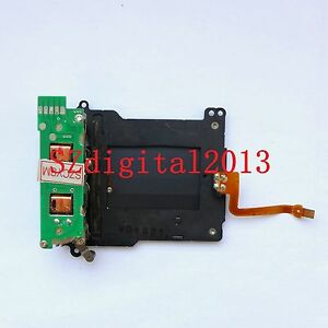 Shutter Assembly Group For Canon EOS-1Ds Mark III / 1Ds3 Digital Camera