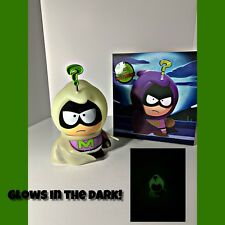 """Kidrobot South Park: The Fractured But Whole Mysterion Figure SUPERCOOL Glows 7"""""""