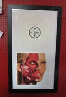 DAMIEN HIRST RARE KATE MOSS LITHOGRAPH LTD Edition  666 signed Investment Museum