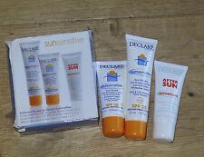 Declare Sun sensitive sunsensitive Set 3 teilg NUOVO