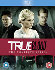 True Blood Seasons 1 to 7 Complete Collection Blu-ray UK BLURAY