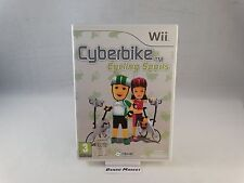 Cyberbike Cycling Sports-Nintendo Wii and WiiU U-PAL Eng Italian-Complete