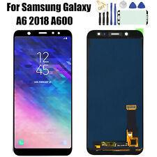 Touch Screen Sostituisci display LCD digitalizzatore per Samsung Galaxy A6 2018