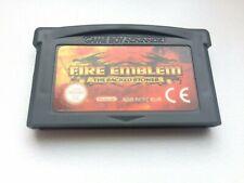 Fire Emblem The Sacred Stones Nintendo DS GBA Game Boy Advance  DE/FR/EN/IT/ES