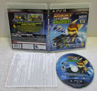 Ratchet & Clank: Full Frontal Assault PLAYSTATION 3 NICE TESTED FREE SHIP CIB