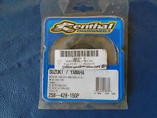 YAMAHA SUZUKI RENTHAL CHAINWHEELS PART# 258-428-15GP