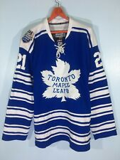 Vtg CCM Riemsdyk Toronto Maple Leafs NHL Ice Hockey Player Shirt Team Jersey 52