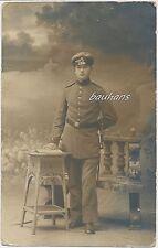 Portrait foto oficial con bayoneta y troddel (g810)