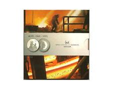"""5 Euro Herdenkingsmunt Luxemburg 2014 PP Edel Staal """"Munt in Edelstaal"""""""