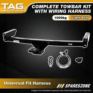 TAG Light Duty Towbar Kit for Holden Camira 01/1982 - 01/1989 1000kg K-TOW14896