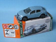 Matchbox Honda Civic Grey Hot Hatch Toy Model Car 67mm Long Boxed 2017