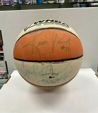 Cynthia Cooper/Kim Perrot Signed Official I/O Basketball PSA/DNA G99579