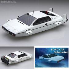 Fujimi 1/24 007 Lotus Esprit BOND CAR Submarine Plastic model