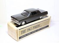 1965 Ford Fairlane Dealer Promo Model In Its Original Box - Rare