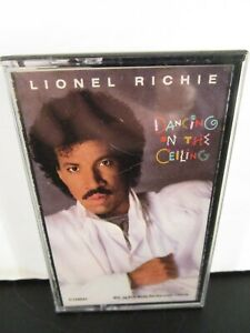 "LIONEL RICHIE ""Dancing On The Ceiling"" Cassette Motown BRAND NEW & SEALED !!"