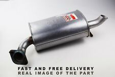 MAZDA 6 2.0 / 2.3 16V, 2.0 CiTD BACK BOX EXHAUST REAR SILENCER **FAST DELIVERY**