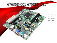 FOR HP Compaq 676358-001 Pro 4300 SFF Socket 1155 Motherboard MS-7782 VER: 1.0