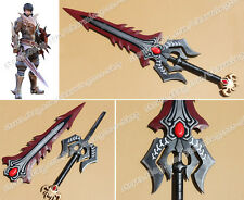 Aion The Tower Of Eternity Cosplay The Mozu Berserker Broadsword 140CM Prop Cool