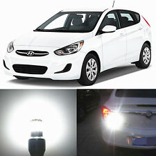 Alla Lighting Back-Up Reverse Light 921 White LED Bulbs for 03~17 Hyundai Accent