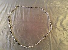 Lia Sophia Ingenue Antique Silver Necklace