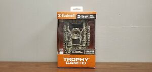 Bushnell 119719CW Trophy Cam HD 24MP Trail Camera Low Glow Infrared LEDs New