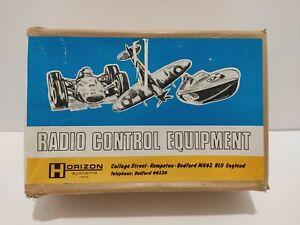 Vintage Horizon Systems 27 MHz AM Radio Control Receiver Servo Transmitter parts