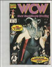 WCW World Championship Wrestling 12 (1993)  SCARCE !!!!   EXTREME LOW PRINT!!!