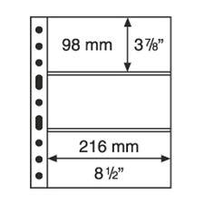 Leuchtturm Blankobl?tter Klar Grande 3C (5 Stück Neu (M11