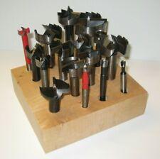 Forstner Wood Drill Bit Set - Makita, Dimar, freud assorted 16 Bits