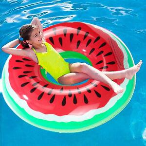 Kids Child Inflatable Donut Rubber Ring Pool Float Lilo Toys Doughnut Dohnut XL