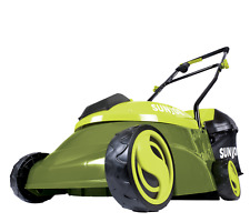 NEW Sun Joe MJ401C 28-Volt 14-Inch Cordless Lawn Mower, Green