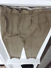 Tommy Bahama silk pants light brown sz 35