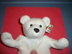 EBAY MAGAZINE GRAND PAW WHITE BEAR  LIMITED