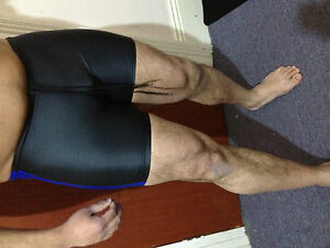 New Mens Lycra  Swim Gym Run Shorts