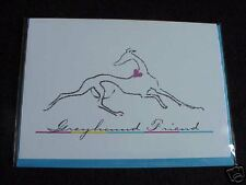 Greyhound Friend Notecard
