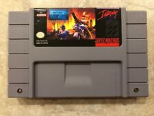C2 : Judgment Clay ( Super Nintendo ) SNES game