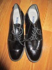 Bates Uniform Footwear dress shoes size 9 D Great condition*
