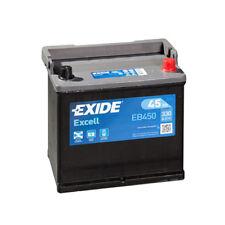 EXIDE EB450 BATTERIA AUTO EXCELL 45AH 330EN DI SPUNTO 12V POSITIVO DX