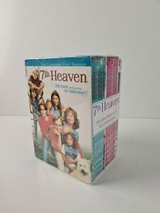 7th Heaven DVD Seasons 1 2 3 1996 Classic US Family Show Jessica Biel Region 1