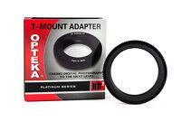 Opteka T-Mount T2 Adapter for Nikon F D5 D810 D750 D7500 D7200 D5600 D5500 D3400
