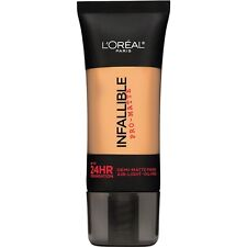 LOREAL Infallible Pro Matte Demi Matte Finish Foundation, Creme Cafe 110 NEW