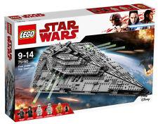 LEGO Star Wars Last Jedi First Order Star Destroyer 75190 LEGO