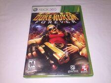 Duke Nukem Forever (Microsoft Xbox 360) Original Release Complete Excellent!