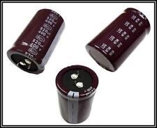 Elko Condensateur compagnie LSG 820µf 400 v 105 ° 20% 35x55mm RM 10 mm composant logiciel enfichable 1 Unités