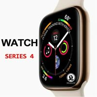 Series 4 Smart Watch Apple Style iOS iPhone Android Heart Rate Monitor Phone