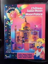 PALACE CHATEAU PALACIO SAILOR MOON Bandai 1992